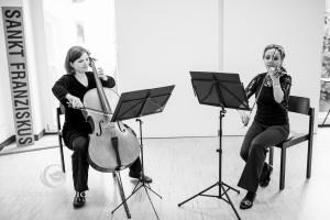Duo Violine und Violoncello