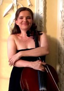 Cellistin Hanna Grymel